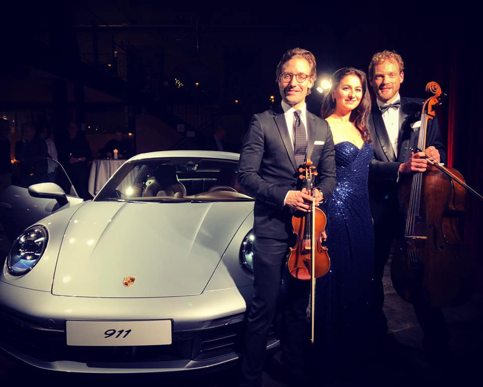 Concert - Porsche - Official Launc