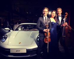 Concert - Porsche - Official Launc