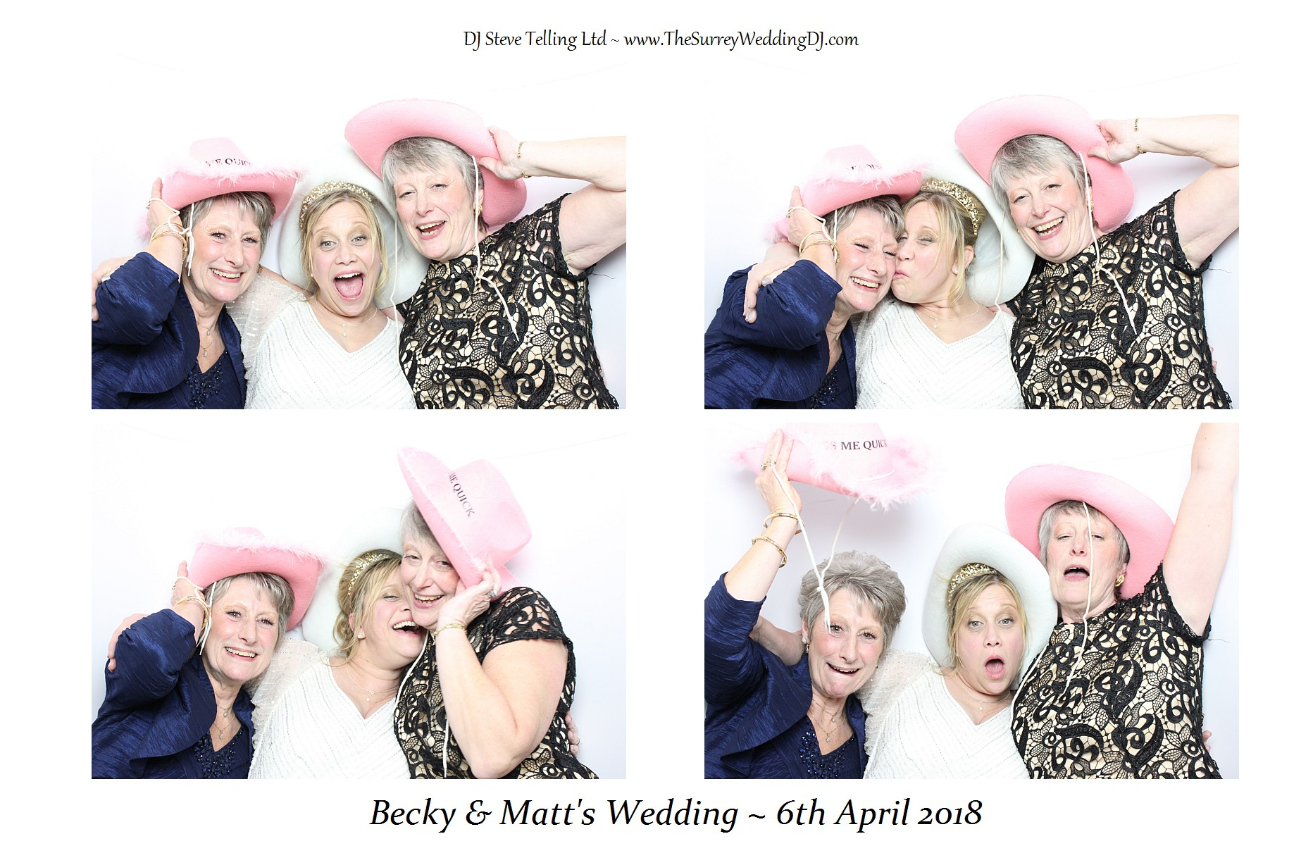 fun in the photo booth