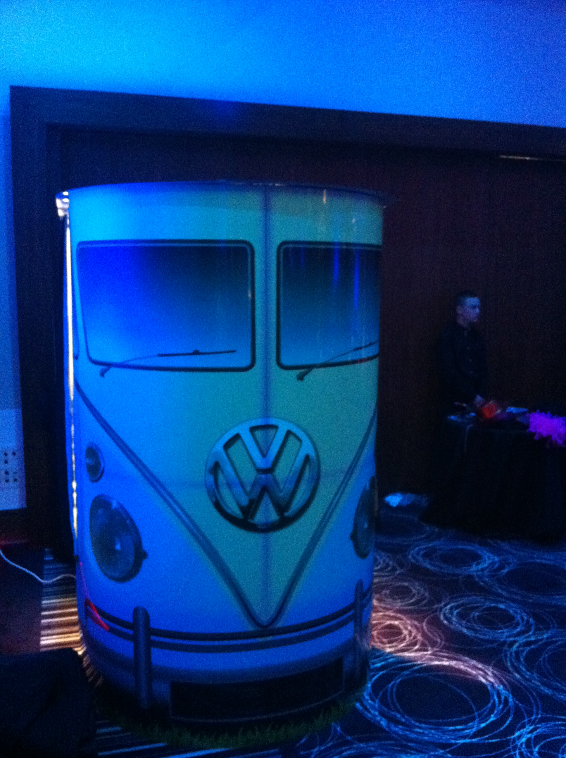 VW Camper Photo Booth