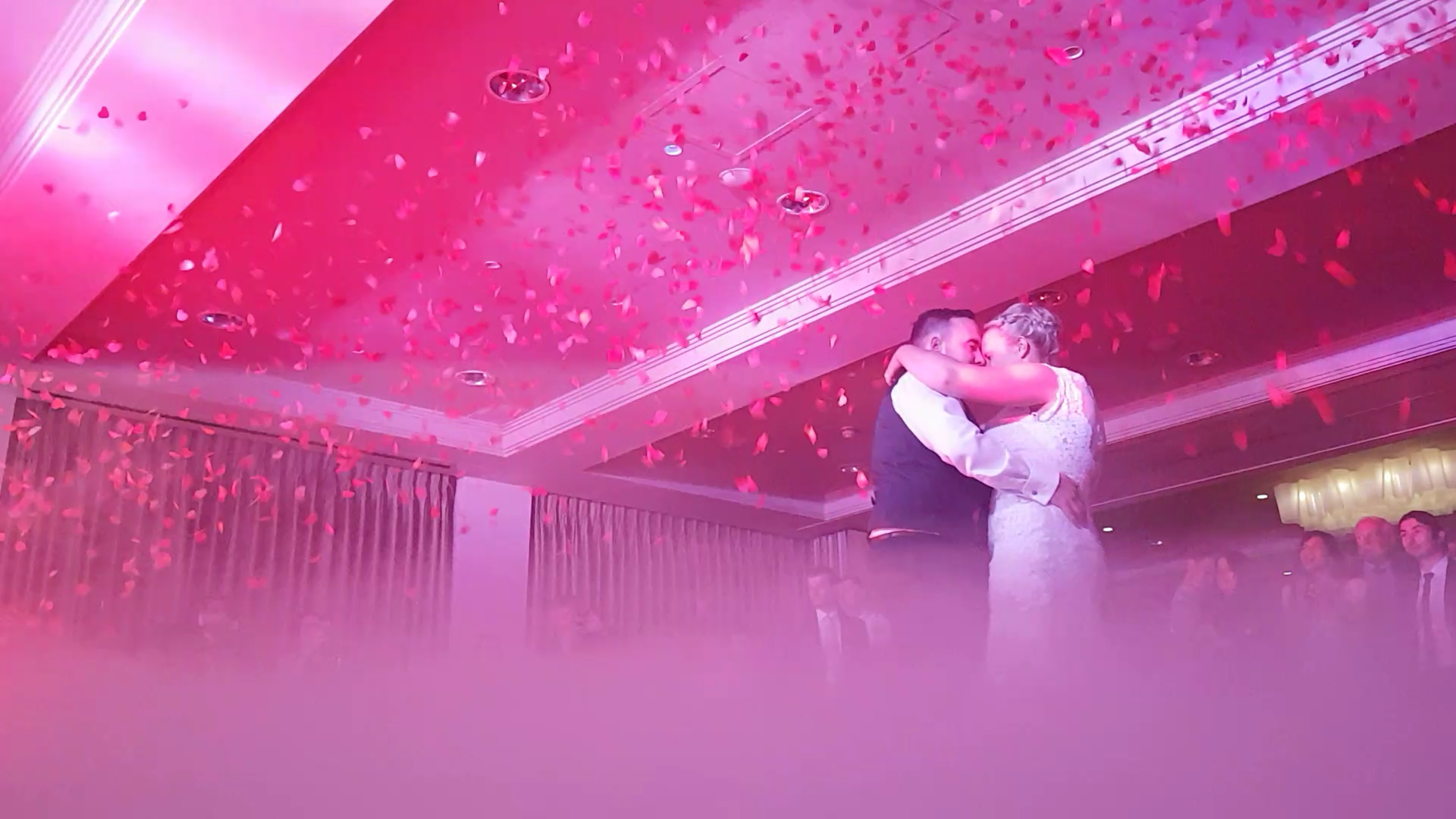 Dancing On The Clouds and Confetti