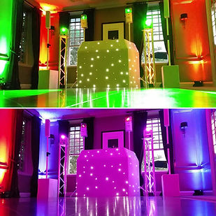 Spectacular White Wedding DJ Package