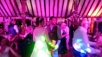 Cranleigh Golf Club Wedding | End of night