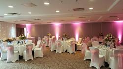 Hilton Cobham With Uplighting