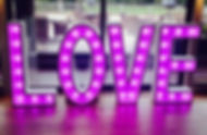 Illuminated Love Letters