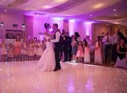 Oakley House White Wedding