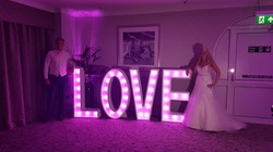 Hilton Hotel at Cobham Wedding DJ