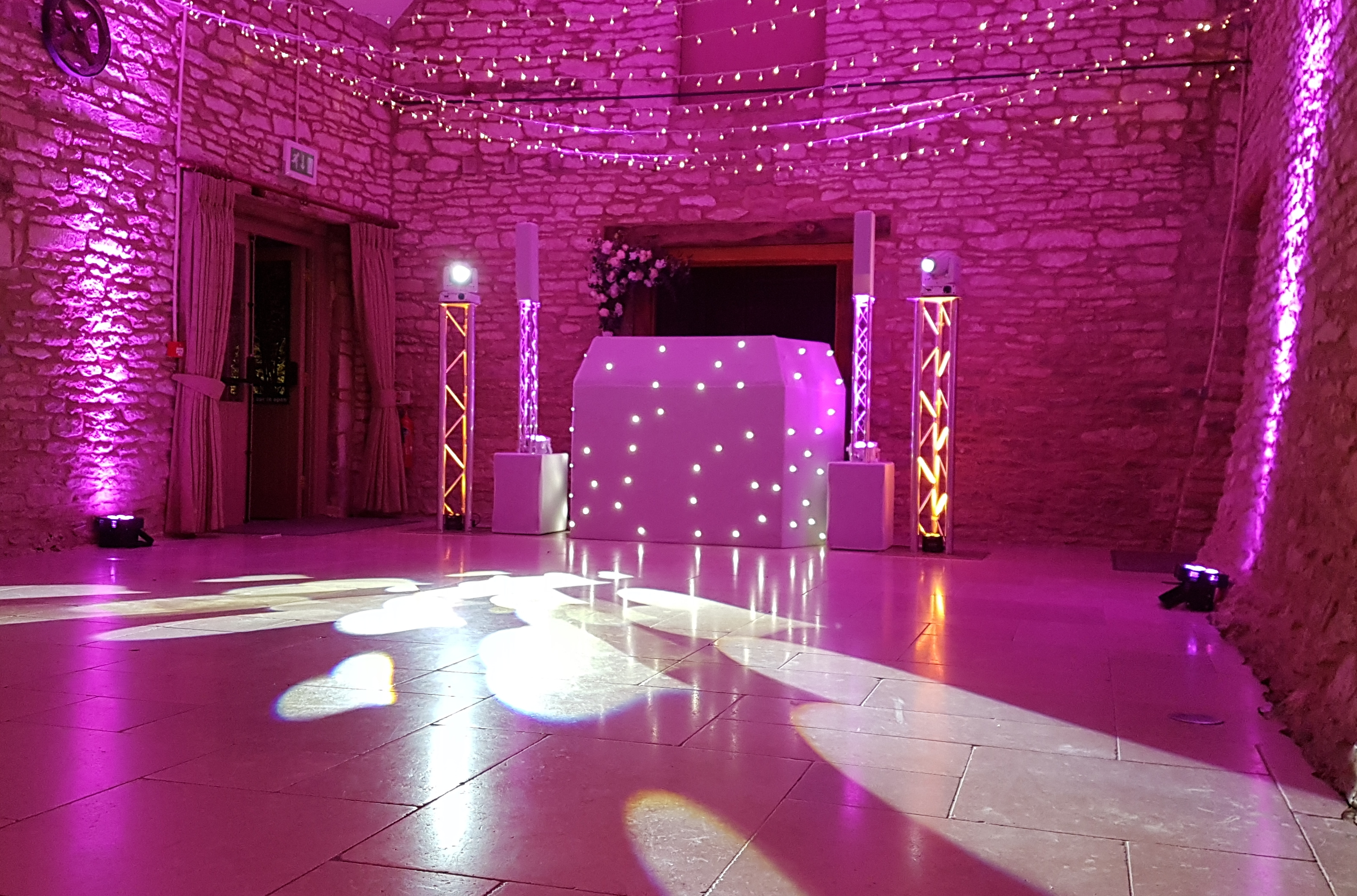 Caswell House Wedding DJ