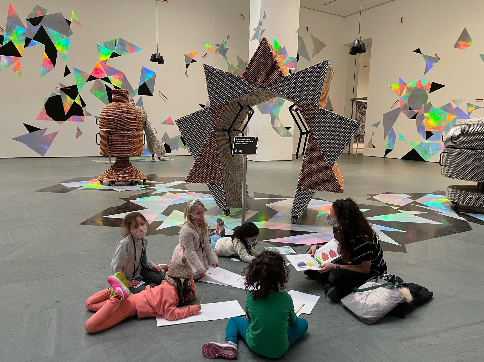 Exploring the NYC Art World (UWS)