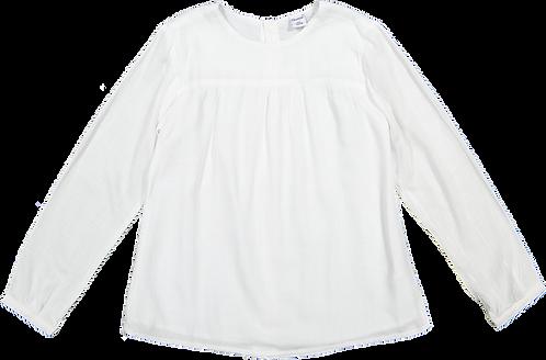 White shirt/ Túnica branca