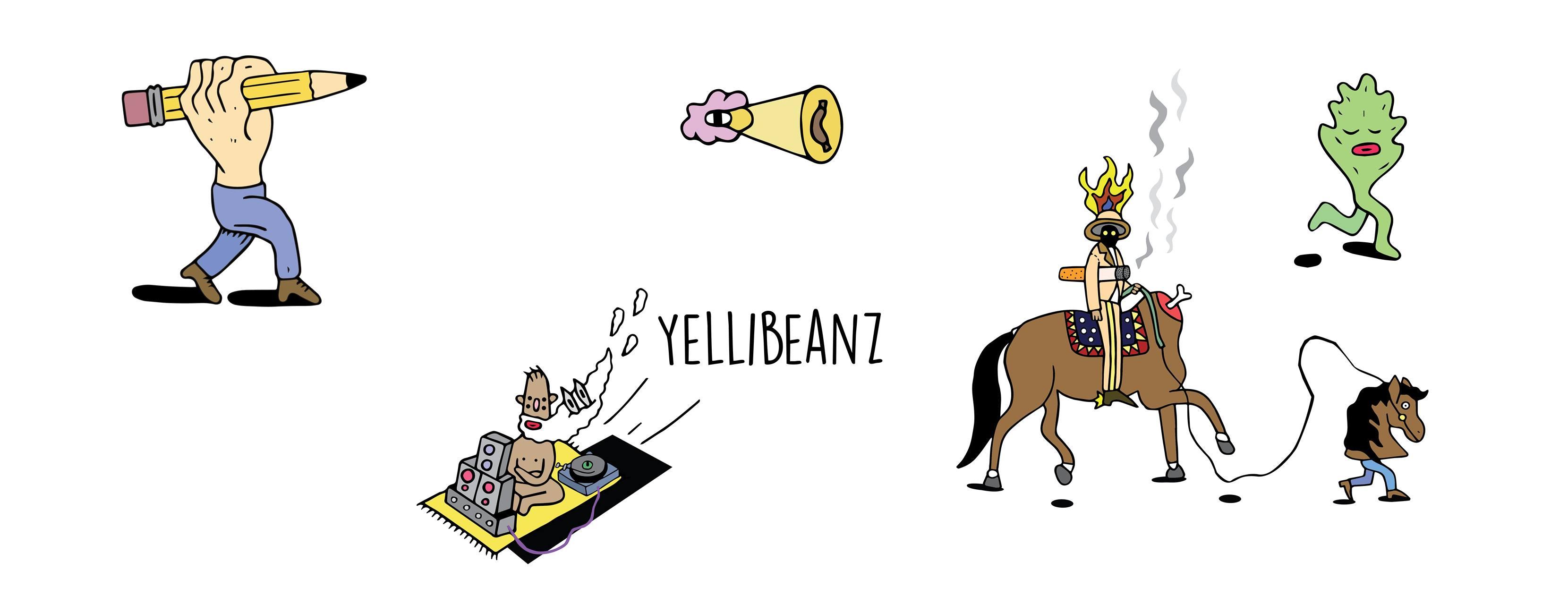 Yelliebeanz