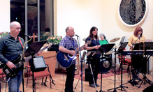 Ichthus Band Practice