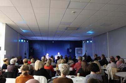 Concert at St Johns School Bishop Auckland