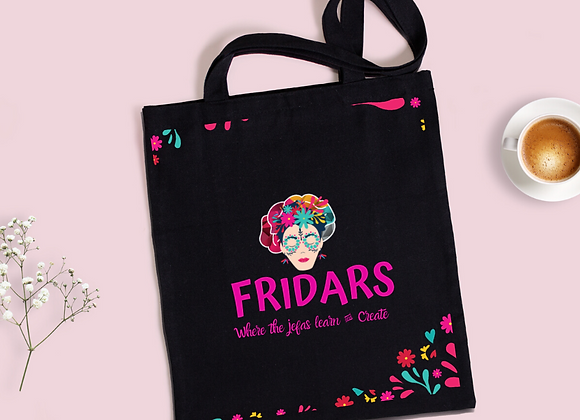 Fridars Tote Bag