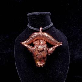 Full Copper Taste of Freedom Pendant