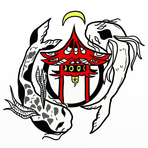 """The Dojo"" Digital Logo"