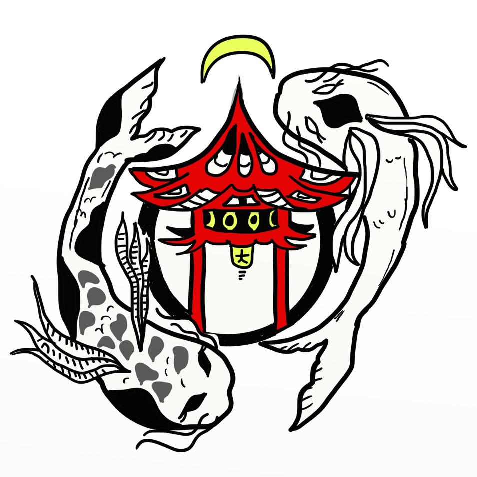 """""""The Dojo"""" Digital Logo"""