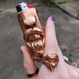 First Taste of Freedom Lighter Case
