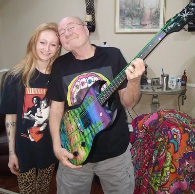 PassNBayou Guitar