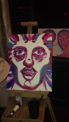 Medicine Coven Painting Video