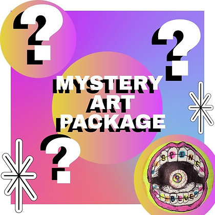 SpineBlue Mystery Art Package