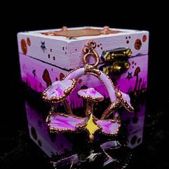 MagicMushies Pendant and Box Set