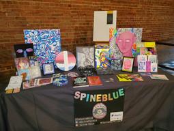 SpineBlue at The Varsity
