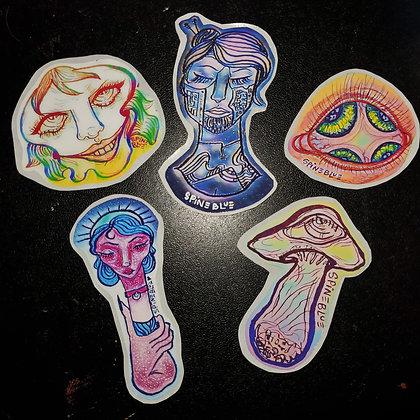 Celestial Sticker Pack 2