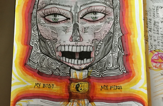 MY BODY / MY FIRE