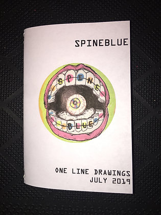 One Line Drawing Booklet