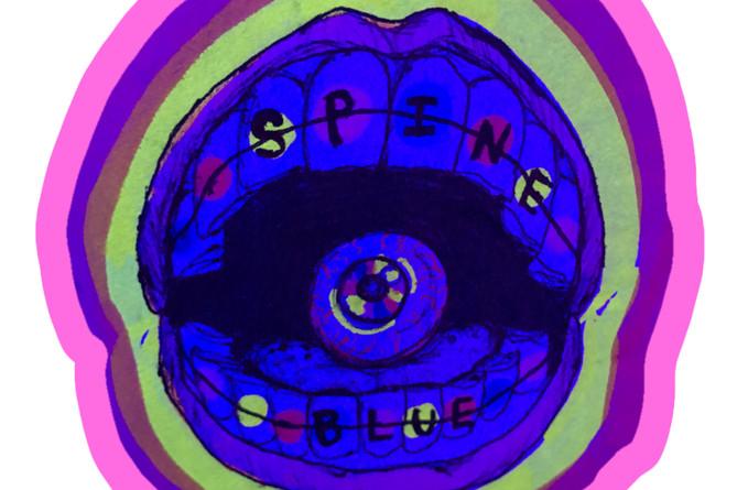 Spine Blue Logo
