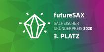 futureSAX Gründerpreis 3.Platz