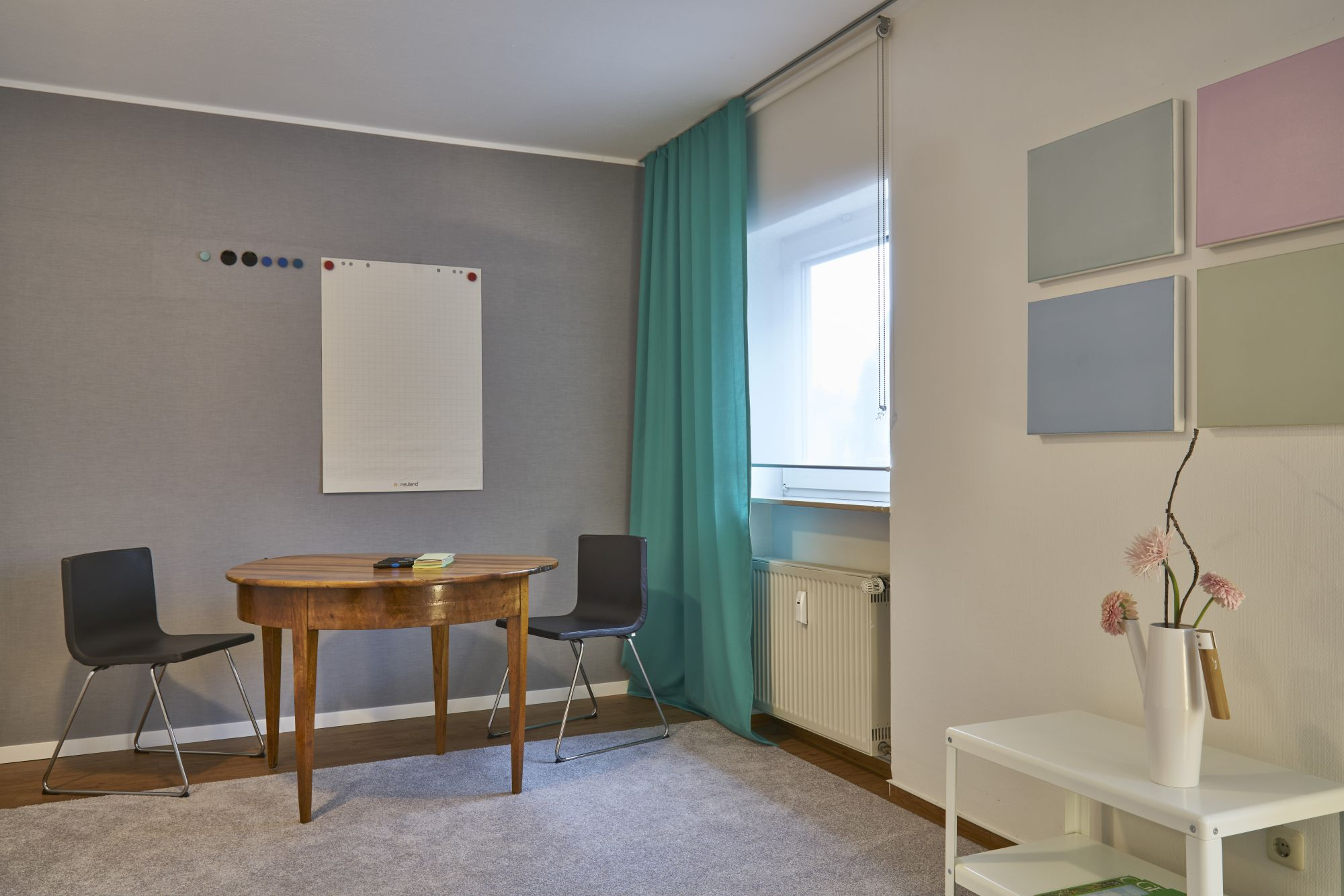 Transfer consulting rooms