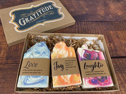 Gratitude Boxed Gift Pack