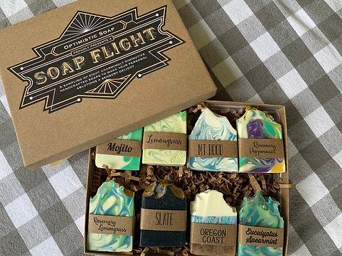 Soap Flight Sampler