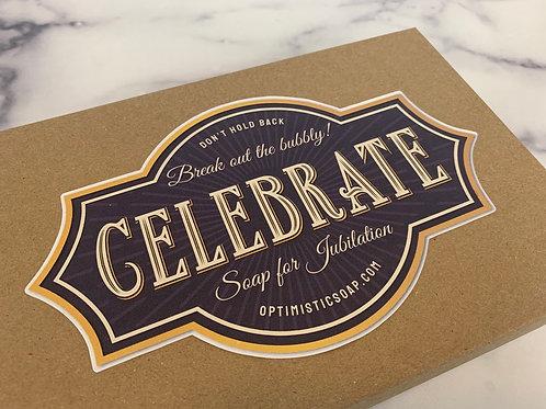 Celebrate boxed gift set