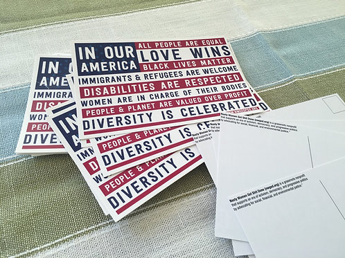 Postcards (English/Rainbow/Spanish)
