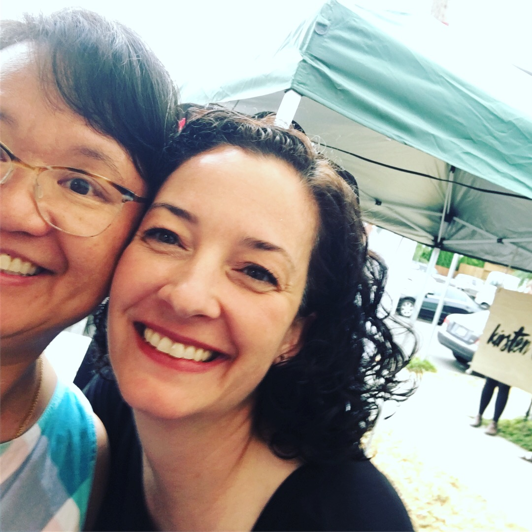 The proprietress of Roman Ruby Botanicals. Such a sweetie! http://romanruby.storenvy.com/
