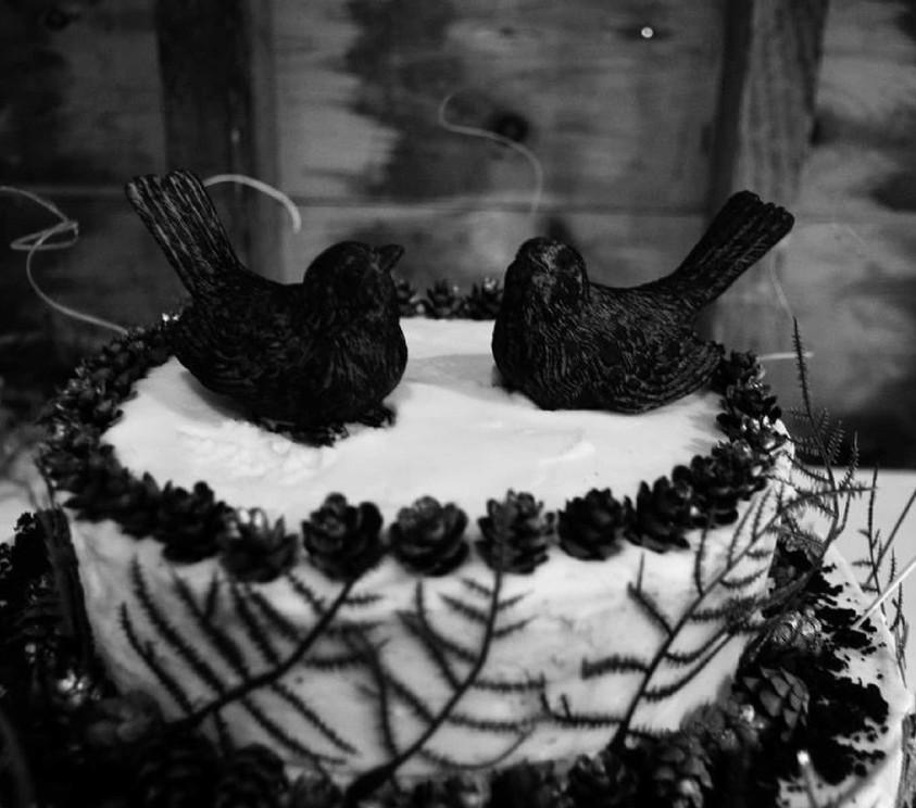 Melissa Wedding Cake