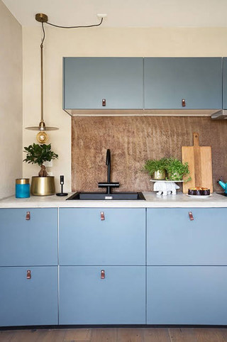 Kjøkken privat bolig Årvoll