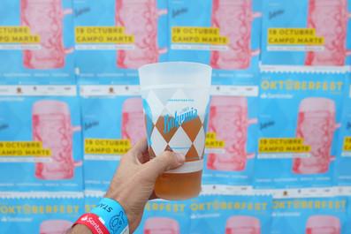 Vaso Reutilizable Oktoberfest