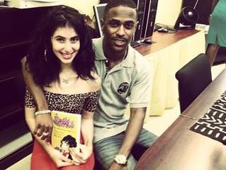 "Hip Hop Superstar Big Sean Endorses Young Adult Novel, Sparkle, as a ""Must Read"""
