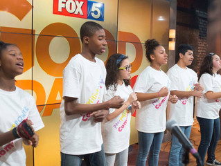 FOX5 Features the Music in Me Foundation International to Announce Its Digital Launch of PeerPositiv