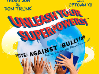 Unleash Your Superpowers: Unite Against Bullying Walk & Pep Rally