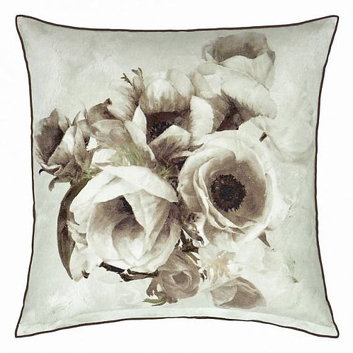 Подушка Designers Guild Sepia Flower Birch