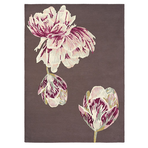Ted Baker Tranquility Aubergine rug