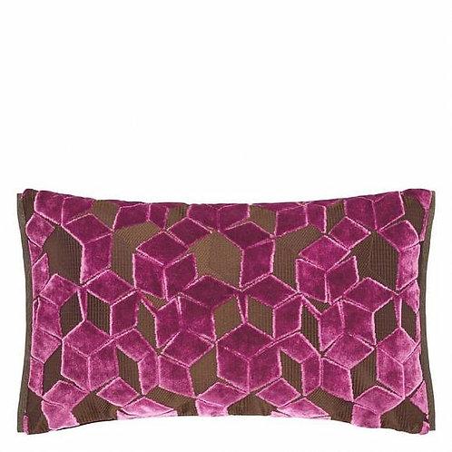 Подушка Designers Guild Fitzrovia Damson