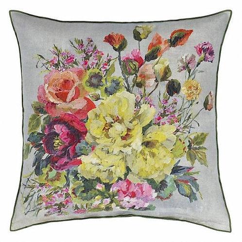 Подушка Designers Guild Grandiflora Rose Epice