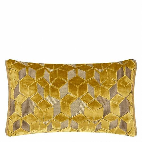 Подушка Designers Guild Fitzrovia Ochre