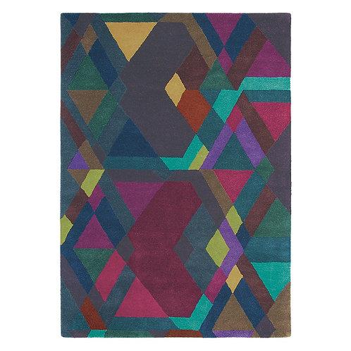 Carpet Ted Baker Mosaic Deep Purple